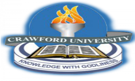 Crawford University Postgraduate Form