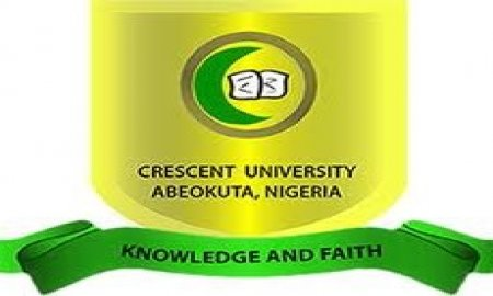 Crescent University Postgraduate Admission Form