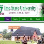 IMSU Post UTME Screening Form