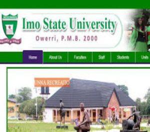 IMSU admission list