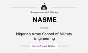 NASME Courses