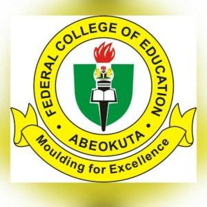 FCE ABEOKUTA Admission List