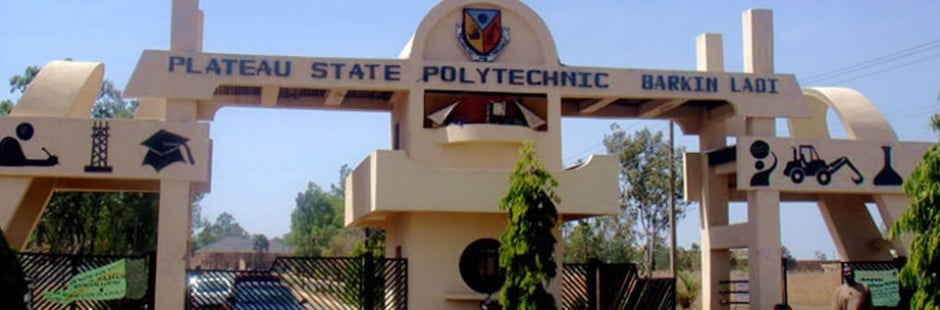 Plateau Poly HND Admission Form