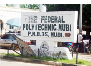 Federal Poly Mubi Post UTME Screening Form