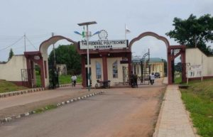 Federal Poly Nassarawa Post UTME Screening Form