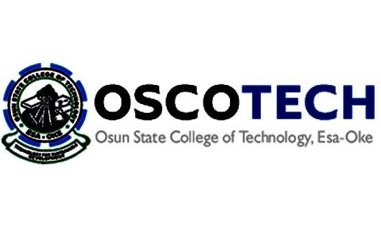 OSCOTECH Post UTME Screening Form