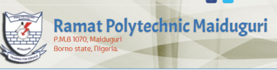 Ramat Poly HND Admission Form