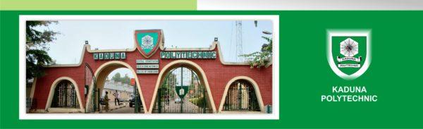 Kaduna Poly Departmental Cut off mark