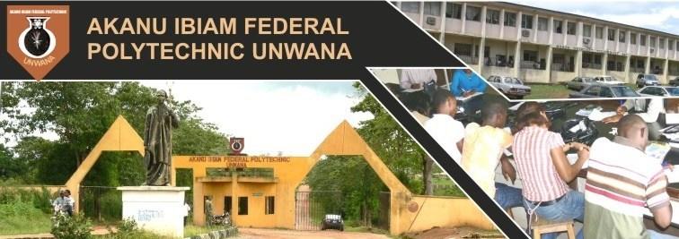 Akanu Ibiam Federal Poly HND Admission Form