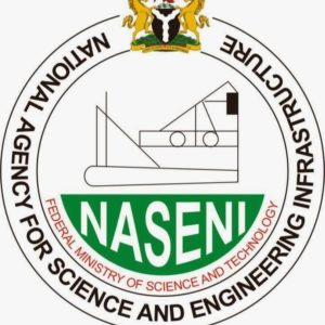 NASENI Recruitment form