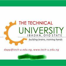 TECH-U Ibadan New accredited Courses