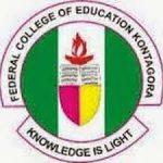 FCE Kontagora Courses