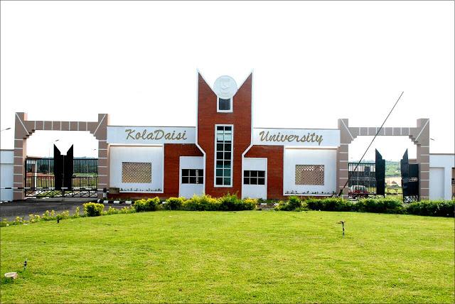 KolaDaisi University Courses