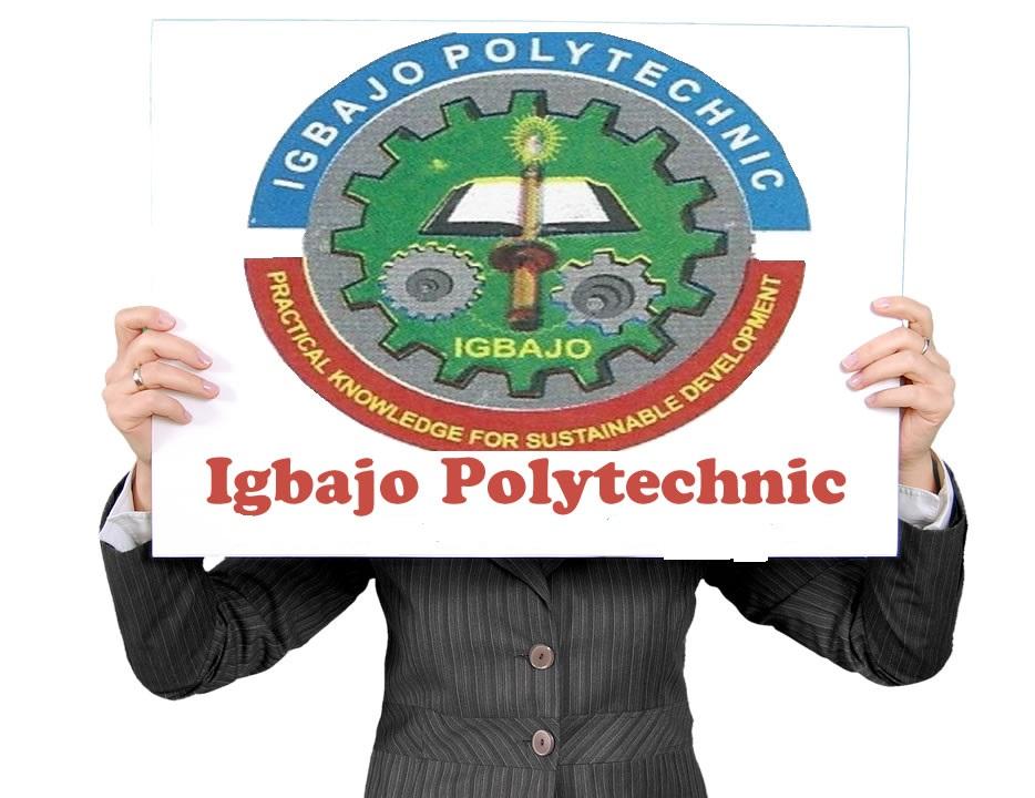 Igbajo Polytechnic HND Admission Form