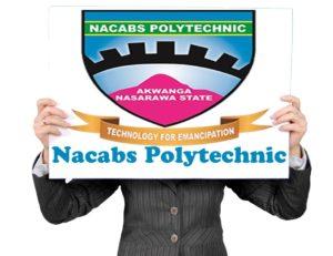 Nacabs Polytechnic Post UTME Form