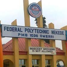 Nekede Poly Post UTME Form