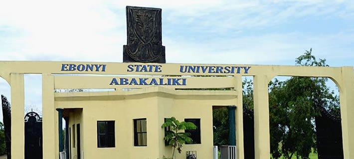 EBSU Postgraduate Admission List