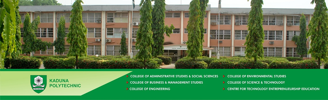 KADPOLY HND Admission Forms