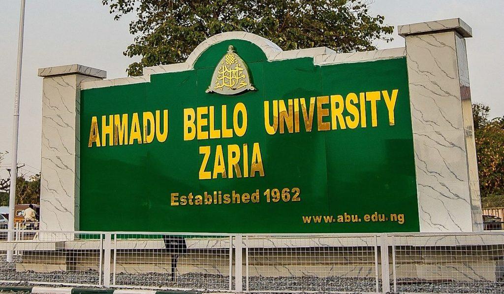 ABU Departmental Cut off mark