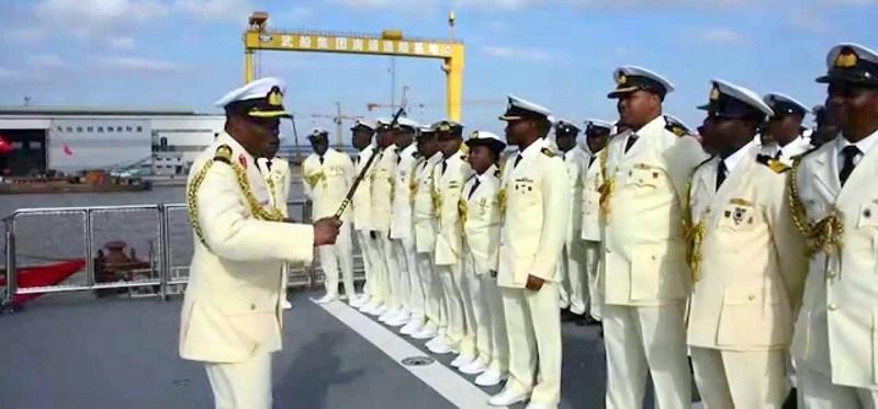 Nigeria Navy screening date