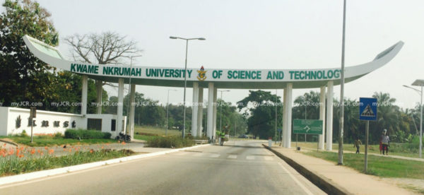 KNUST Cut Off Points