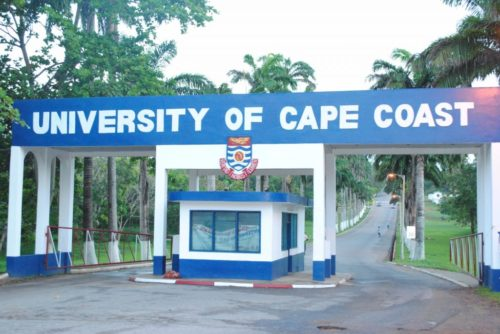 UCC Distance Learning Admission Form